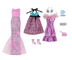 barbie clothes night looks pastel awards