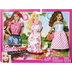 barbie fashionistas looks clothes country picnic