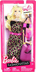 barbie fashionistas leopard print dress pink