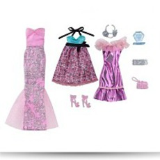 Barbie Clothes Night Looks