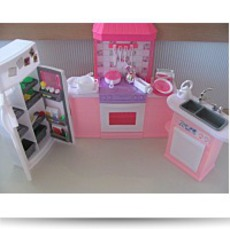 Barbie Size Dollhouse Furniture