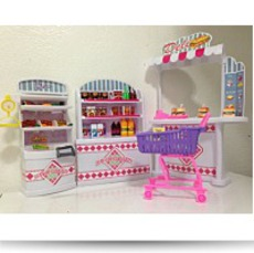 Barbie Size Dollhouse Furnituresupermarket
