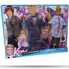 Ken Fashionistas Fashion Clothes