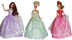 dresses barbie wildflower collection dress lavender