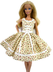 barbie doll dresses clothes fashion vintage