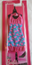 barbie fashionistas halter dress pink hearts